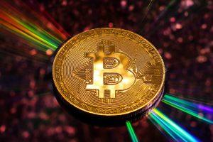 Handelsspannen für Bitcoin